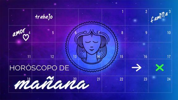Horóscopo Virgo manana- virgohoroscopo.com